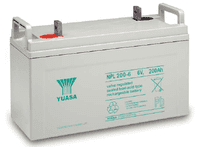 Yuasa NPL200-6 From £244.16 EX VAT Buy Online from The Battery Shop