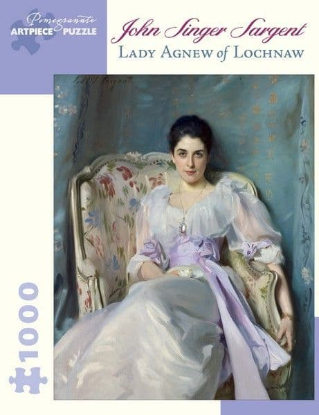 Lady Agnew of Lochnaw - 1000 Piece