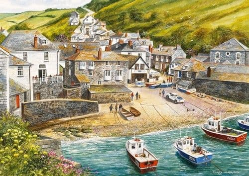 Port Isaac Puzzle - 500 Pieces