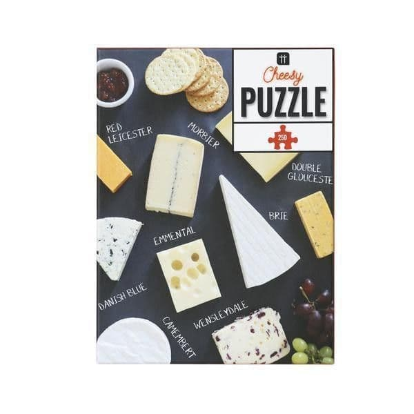 Christmas Puzzle - Cheese 250 Pieces