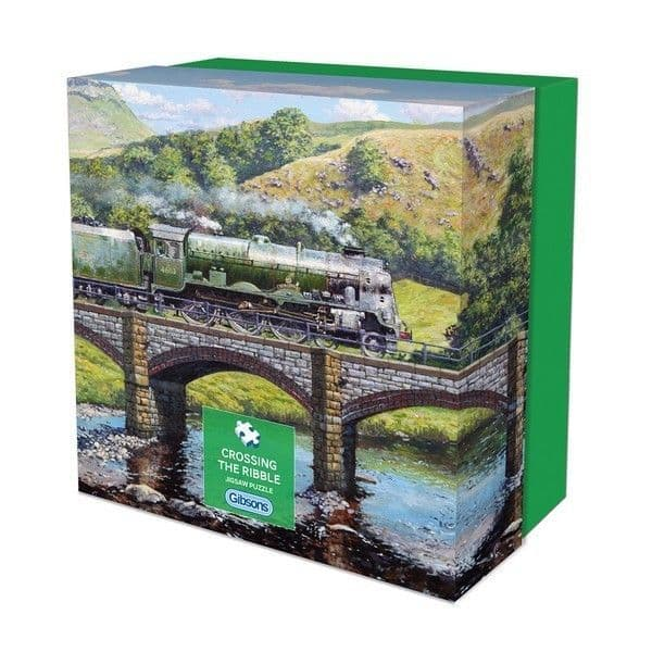 Crossing the Ribble - 500 Pieces Gift Box