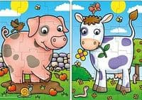 First Farm Friends Jigsaw Puzzle  Orchard Toys