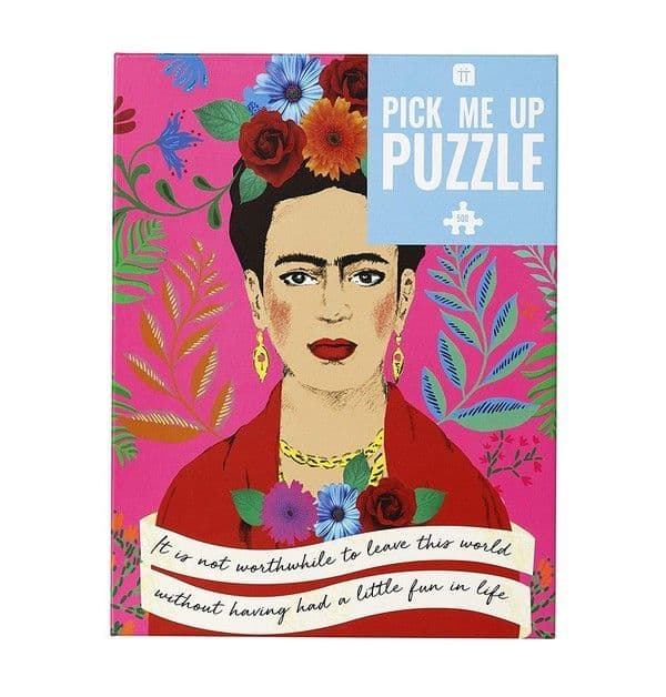 Frida Kahlo Puzzle - 500 Pieces