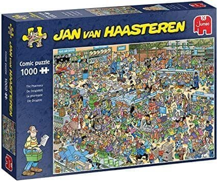 JVH The Pharmacy - 1000 Pieces