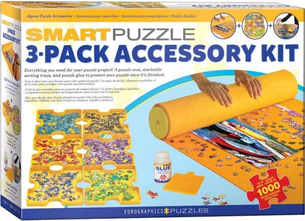 Smart Puzzle Accessory Kit |Yorkshire Jigsaw Store