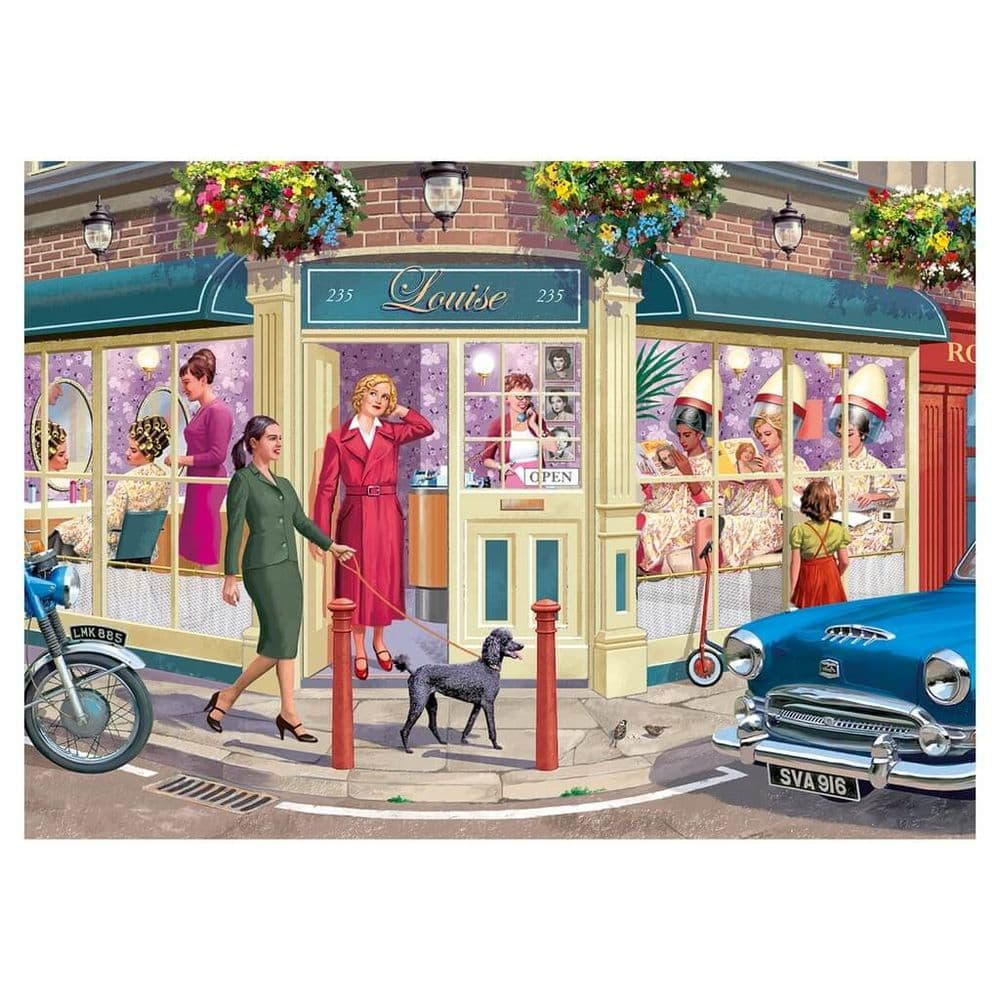 The Hairdressers - 1000 Pieces
