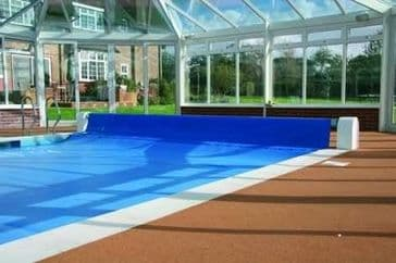Aquatronic Automatic Pool Cover Roller System