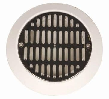 Certikin Main Drain Stainless Steel Grille Only [ Slotted Design]