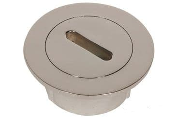 Certikin Vacuum Point - Stainless Steel for Concrete Pools
