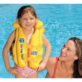 Deluxe Swim Vest Pool School Step 2 Age 3-6