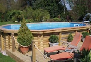 Endless Summer Luxury Wooden Swimming Pools