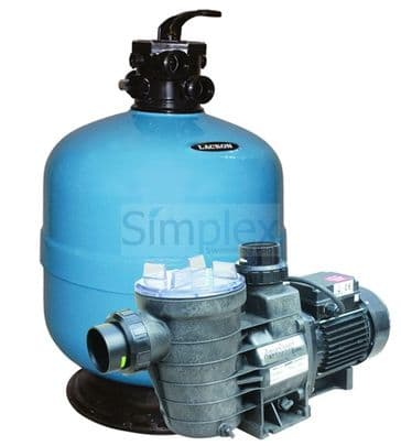 Filter and Pump Combinations