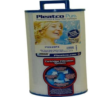 Filter Cartridge After Hours Spas 4CH-24 FC-0131