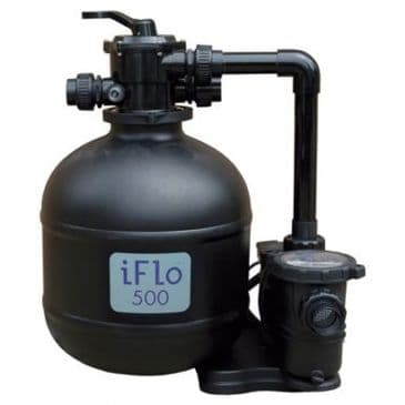 iFlo 500 Filter and Pump Pack