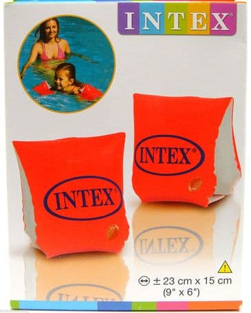 Intex Armbands 3-6 Years