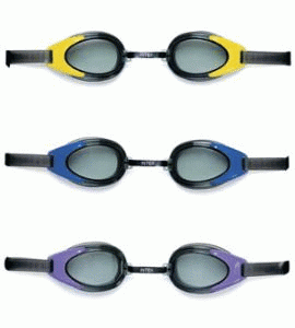 Intex Water Sport Goggles in 3 Colours (14+ Years)