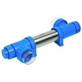 """M.  Metric Flow Switch Fitting with 3/4"""" thread for flow switch"""