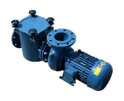 66. Certikin Commercial BP Swimming Pool Pump Filter Lid Cast Iron 5.5hp to 12.5hp