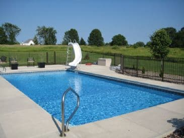 Swimming Pool Service Agreements