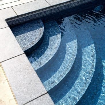 Swimming Pool Tiles and Finishes