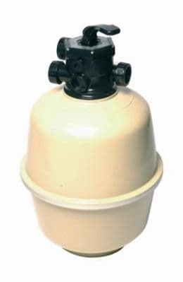 Thermoplastic Filters - Lateral Cap Male