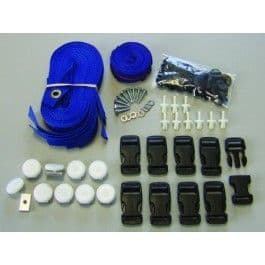 Universal cover to roller strap kit - 3 metre strap
