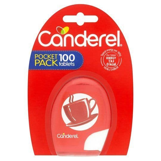 Canderel Sweetener 100 Pack