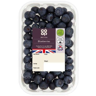 Co-op Blueberries