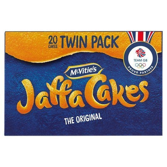 Mcvitie's Jaffa Cakes Twin Pack