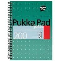 Pukka Pad Spiral Notebook A4 80page