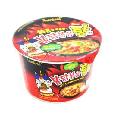 Samyang Hot Chicken Stew Bowl 120g