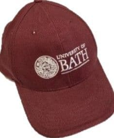 University of Bath Arizona Cap Burgundy