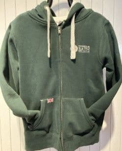 University of Bath Bottle Green Ultra Soft Hoodie