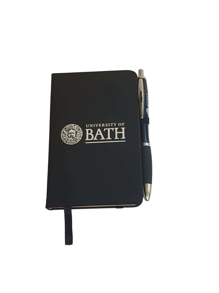 University of Bath Crested Notepad Set