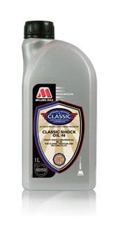 Millers Oils Classic Heavy Shock Oil 46 ISO 46 SAE15  1 litre
