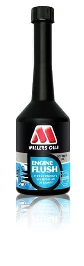 Millers Oils Engine Flush cleans engines before an oil change 250ml