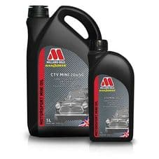 Millers Oils Motorsport CTV 20w50 unique competition semi synthetic engine oil  5 litres