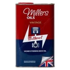 Millers Oils Worm Steering Box Oil 1 litre