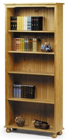 Pembroke Pine Tall Bookcase Sale Now On Your Price Furniture
